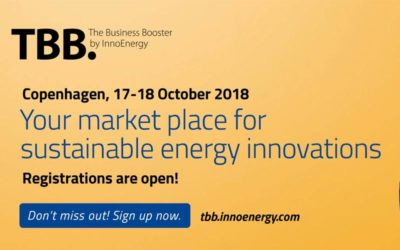 The largest conference for innovation in the sphere of sustainable energy – The Business Booster!