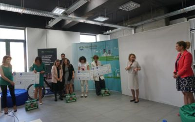 The national final of ClimateLaunchpad Bulgaria 2018 has come to an end!