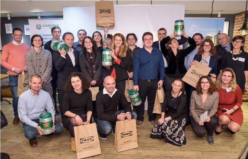 Клийнтех България представи осемте решения за устойчив бизнес за 2018г.