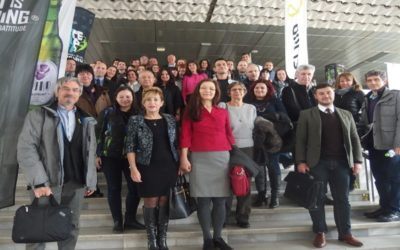 """First scientific meeting under the project """"Clean Technologies for Sustainable Environment – Water, Waste, Energy for Circular Economy""""."""