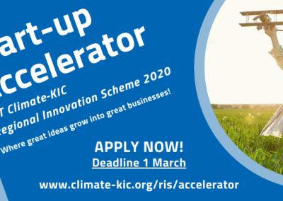 EIT Climate KIC Акселератор България