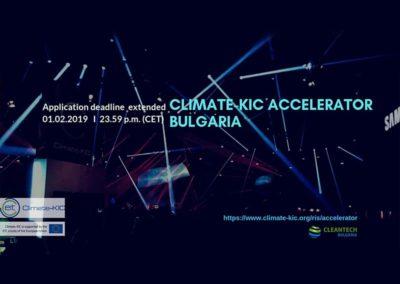 Climate-KIC Accelerator Bulgaria