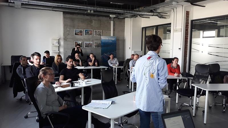 Проведе се първата в България информационна среща по проект Danube Energy+