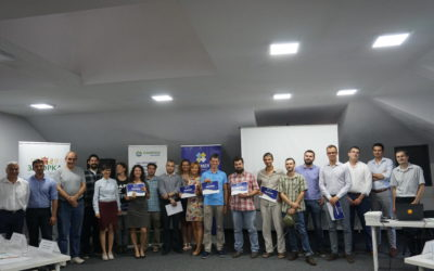 The Demo Day of InnoEnergy's preaccelerator program Primer was held on the 08th of July 2019!