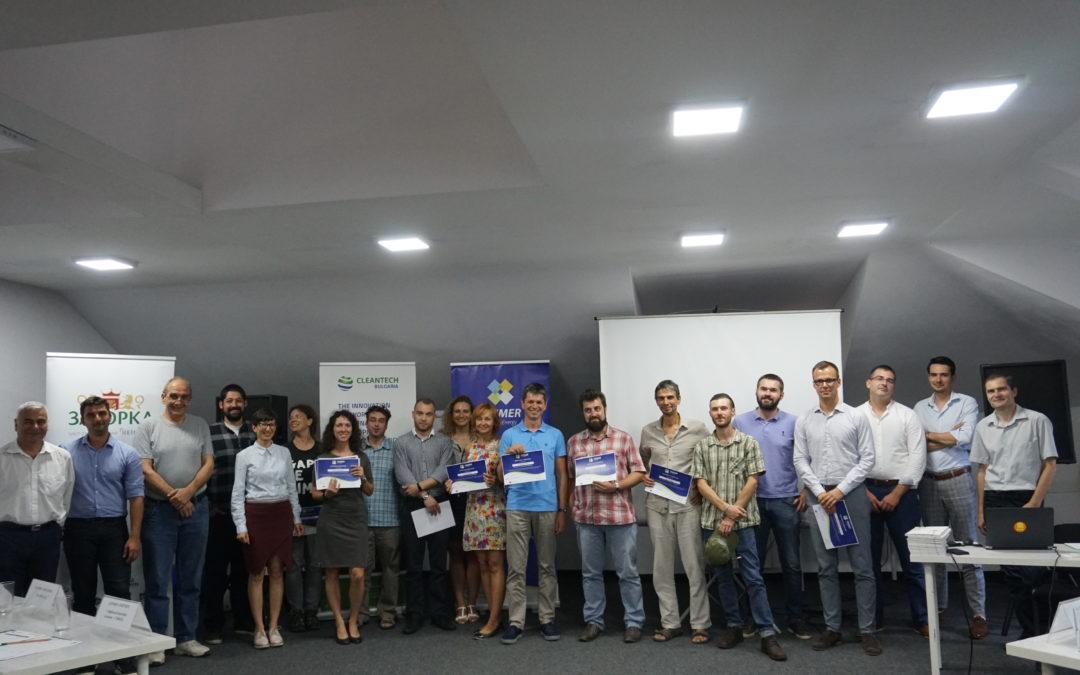 На 8.07 в София се проведе демо денят на преакселераторската програма Primer by InnoEnergy!
