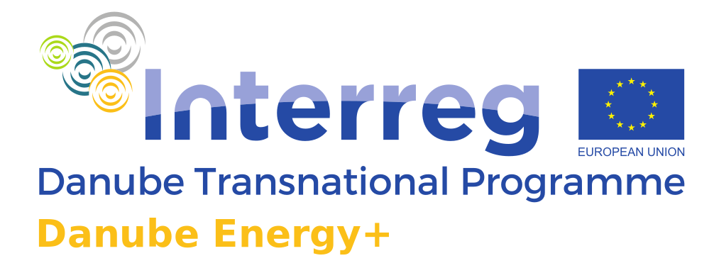 6th newsletter of the Danube Energy + project, co-financed by the INTERREG DANUBE Programme for transregional cooperation.