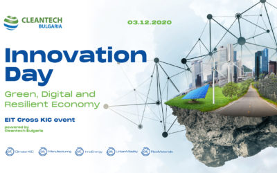 Innovation Day – Green, Digital and Resilient Economy