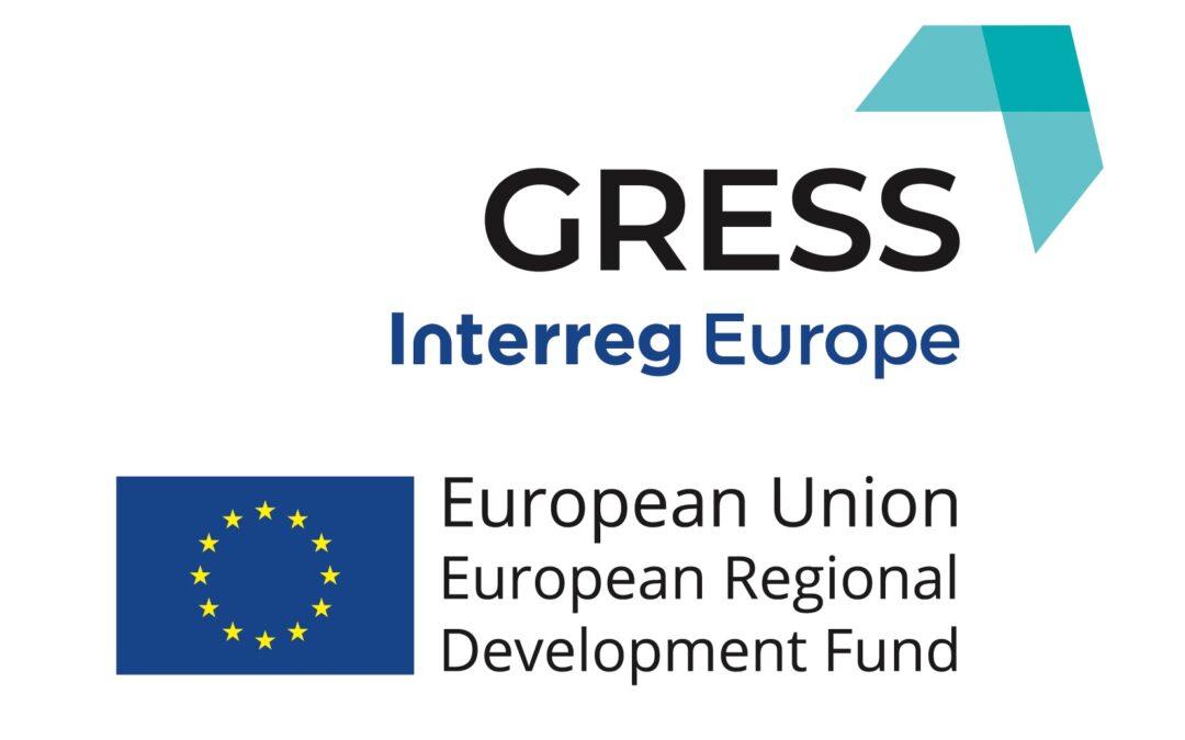 Трети бюлетин по проект GREen Startup Support (GRESS)